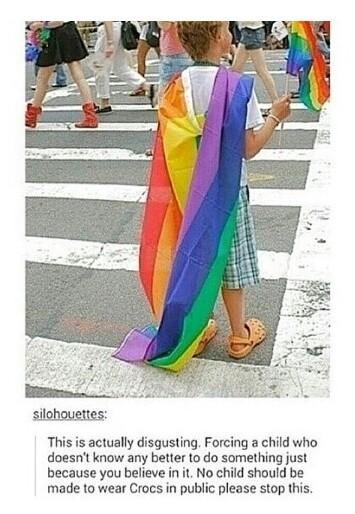 Crocas gay